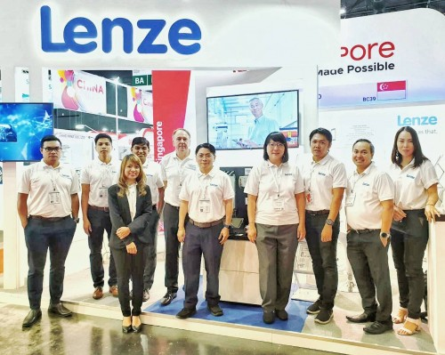 ZI-ARGUS and LENZE join Propak 2019 from 12-15 June 2019