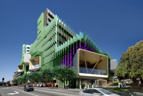 ZI-ARGUS – Trigeneration solution at $1.5b Australian Hospital September 2014