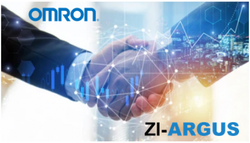ZI-ARGUS Australia awarded with Omron Accredited System Integrator status